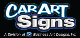 Car Art Signs - A Division of Business Art DeSigns